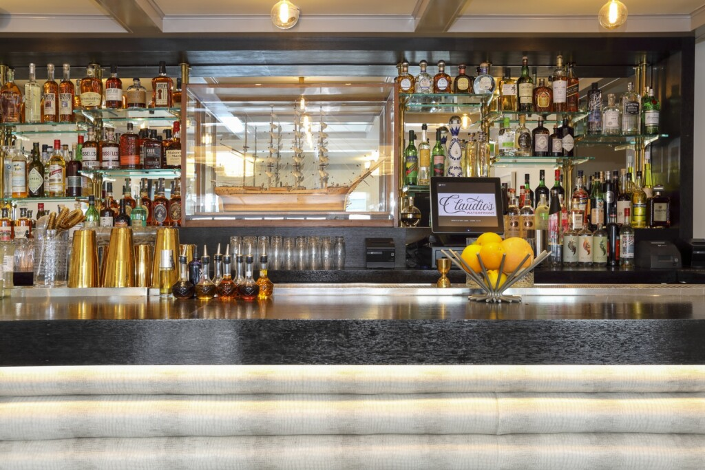 Interior Photo of Claudio's Restaurant